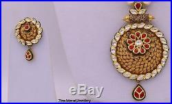 22 K Yellow Gold Handmade Vintage Traditional Bridal Wedding Anniversary Jewelry