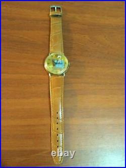 Exclusive Watch Gift of the former President of Turkmenistan Saparmurat Niyazov