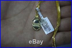 Hallmark Egypt Egipto Ägypten Pharaonic 18 Karat Gold Scarab