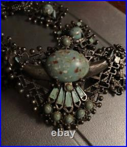 Indian Tribal Arts Necklace