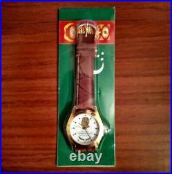 POLJOT/Kosmos Mechanical Watch by the President of Turkmenistan S. A. Niyazov