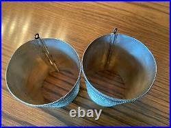 Tribal Middle Eastern Silver Bangle Bracelet Arm Band Cuff Antique Israelianna