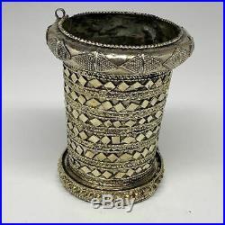 Turkmen Bracelet Afghan Vintage Old Tribal Cuff Bracelet Handmade TN600